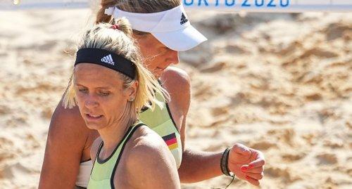 Ludwig/Kozuch starten mit Niederlage ins Beach-Turnier