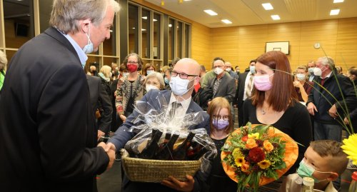 Bürgermeisterwahl in Knittlingen: Alexander Kozel macht das Rennen