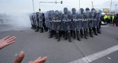 Krawalle bei Protesten gegen Benzinpreise in Ecuador