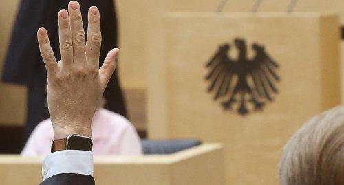 Schärfere Transparenzregeln für Bundestagsabgeordnete