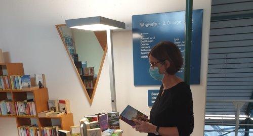 Besucher können in Rastatter Stadtbibliothek wieder auf das volle Angebot zurück greifen
