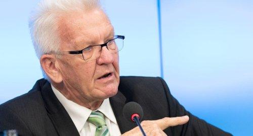 Kretschmann verteidigt Stellenzuwachs: Eine gute Regierung ist entscheidend