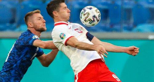 Auftaktflop: Lewandowski und Polen droht frühes Aus