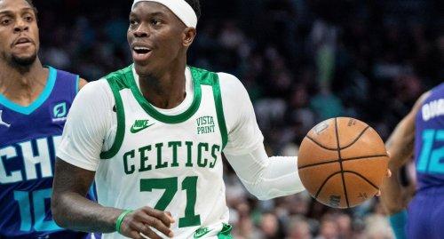 Starker Schröder jubelt mit den Boston Celtics in der NBA