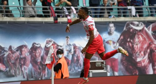 Leipzig fertigt hilflose Hertha ab