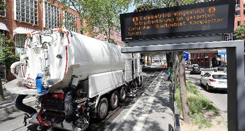 Bahn-Chaos in Karlsruhe: Ähnliche Probleme in Heidelberg und Essen