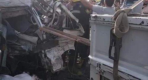 Mehrere Tote bei schwerem Verkehrsunfall in Kairo