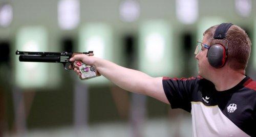 """Reitz Fünfter mit Luftpistole: """"Bin sehr, sehr zufrieden"""""""
