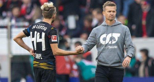Schwacher Saisonstart: RB Leipzig enttäuscht über Remis