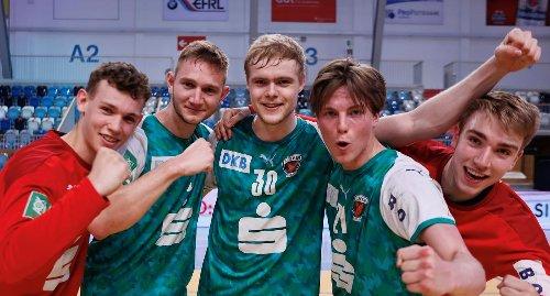 Torhüterduo aus dem Handballbezirk Rastatt greift nach deutschem Meistertitel