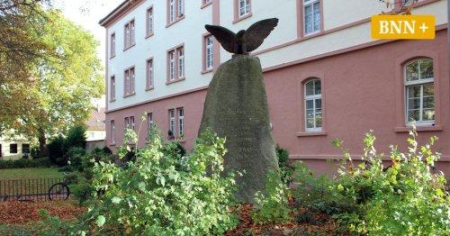 Umstrittene Erinnerungsstätte: Soldatendenkmal in Rastatt erhält Infotafel