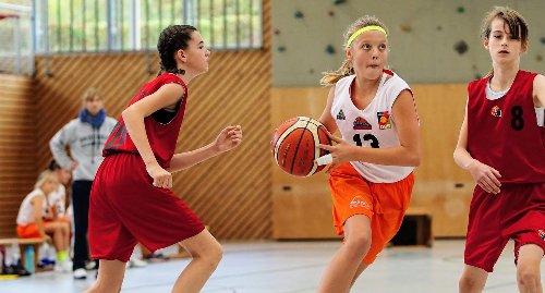 Basketball-Abteilung der TSG Bruchsal ist einzigartig im Kraichgau