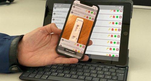 Karlsruher Programmierer hat Corona-Test-App für Schulen entwickelt