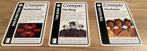 Star Trek Voyager Fluxx Review | Board Games | Zatu Games