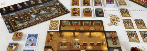How To Play Taverns Of Tiefenthal The Modules | Board Games | Zatu Games UK