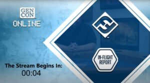 Fantasy Flight Games Delivers their 2021 In-Flight Report