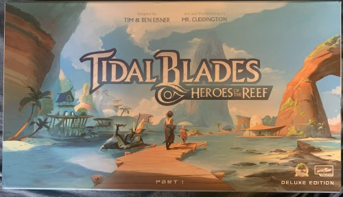 Tidal Blades: Heroes of the Reef [Review]