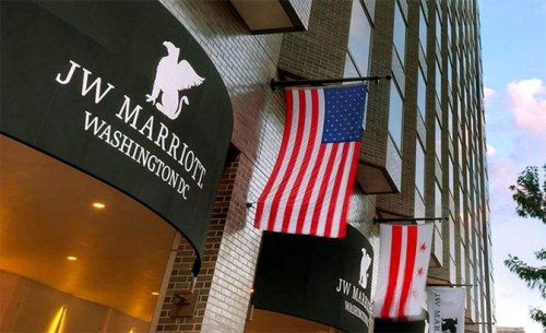 New Amex Offer: Get $50 Back on $200+ at Marriott Properties - Running with Miles