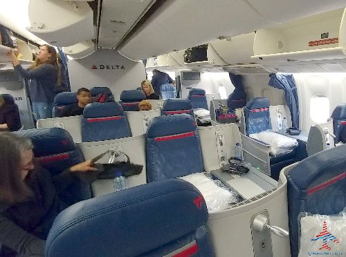 How We Scored Complimentary Delta One Upgrades for Four Family Members and Myself - All on the Same Flight - Renés Points