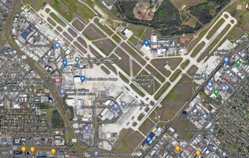 Travel Alert April 15 2021: San Antonio International Airport Currently Locked Down - The Gate