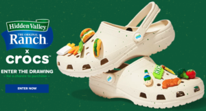 Enter For A Chance To Purchase These Very Special Crocs!