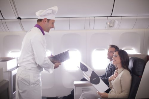 Turkish Airlines re-introduce onboard chef - Economy Class & Beyond