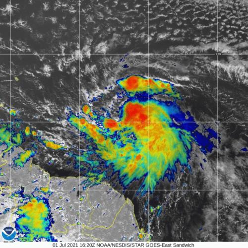 Travel Alert July 2021: Tropical Storm Elsa to Impact Eastern Caribbean Islands - The Gate