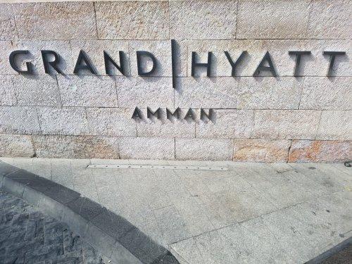 Grand Hyatt Amman: Service, Yes!