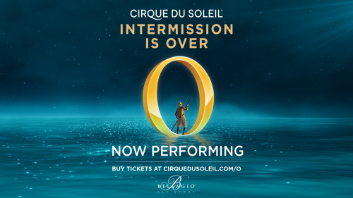 Win 2 Tickets to Cirque du Soleil – Intermission is Over!