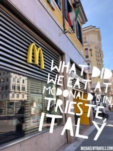 Find Out What We Tried During A Visit To McDonald's Italy