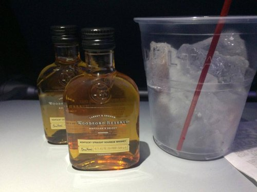 Delta Resumes Inflight Beverage Service - Points Miles & Martinis