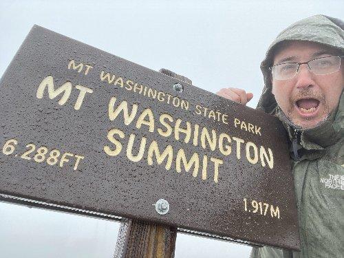 Summer Vacation Day 5: Mount Washington Auto Road