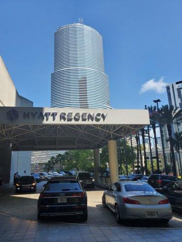 Hyatt Regency Miami: You're Not Staying Here Anyway