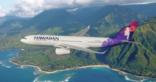 American Express 25% Transfer Bonus to Hawaiian Airlines