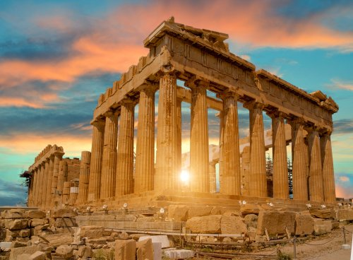 Flash Sale: 50% Off Flights to Greece on Aegean - Running with Miles