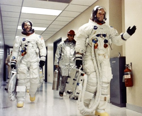 Apollo 11 Astronauts Filled Out This Customs Form When They Returned from the Moon – Check it Out!