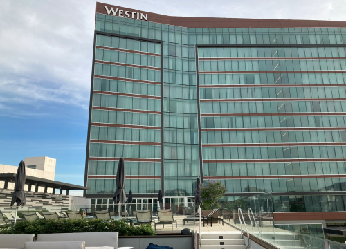 Hotel Review: Westin Irving Convention Center at Las Colinas