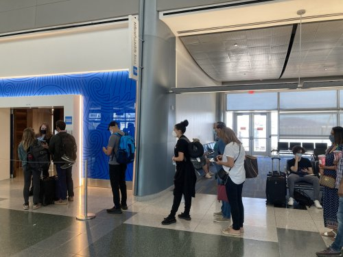 Outrageous: Centurion Lounges 45+ Minute Wait Times To Enter - Points Miles & Martinis