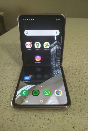 Samsung Z Flip Was a Flop