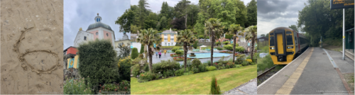 Escape to The Village – A Trip to Portmeirion with Train Travels