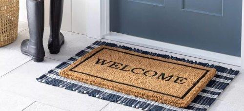 Dress Up Your Entrance: Bobby's 12 Favorite Doormats Under $30 - Bobby Berk