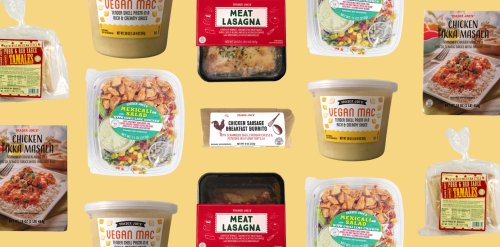 Our Picks For The 10 Best Pre-Made Meals At Trader Joe's - Bobby Berk