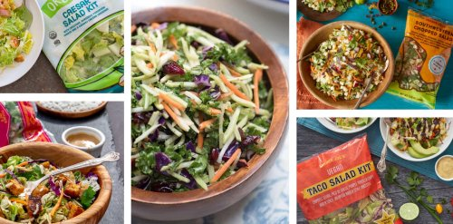 Our 5 Fave Salad Kits from Trader Joe's (And What to Add To Them For A More Flavorful Meal) - Bobby Berk