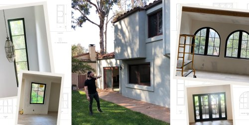 The New Bobby Berk Office: How New Windows Can Make A Huge Difference - Bobby Berk