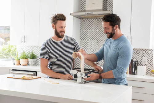 Homemade Pasta Made Easy (Plus 3 Recipes To Use It In) - Bobby Berk