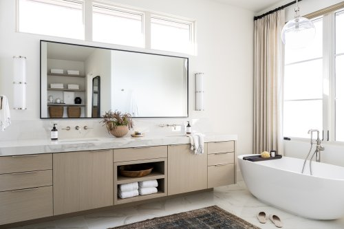 The 5 Design Mistakes You Might Be Making In Your Bathroom - Bobby Berk
