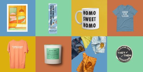 Show Your Pride: 10 LGBTQ+ Owned Businesses (& The Products We Love) - Bobby Berk