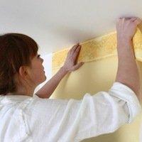 How To: Hang Wallpaper