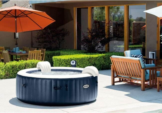 The Best Inflatable Hot Tubs for Your Backyard Oasis
