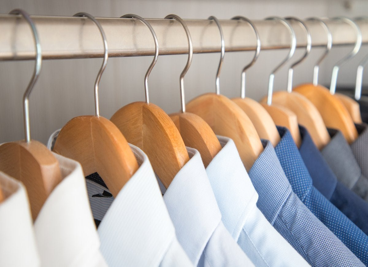 12 Ways You May Be Wasting Closet Space